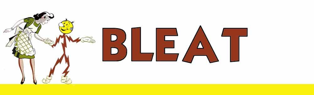 LILEKS (James) :: Bleat