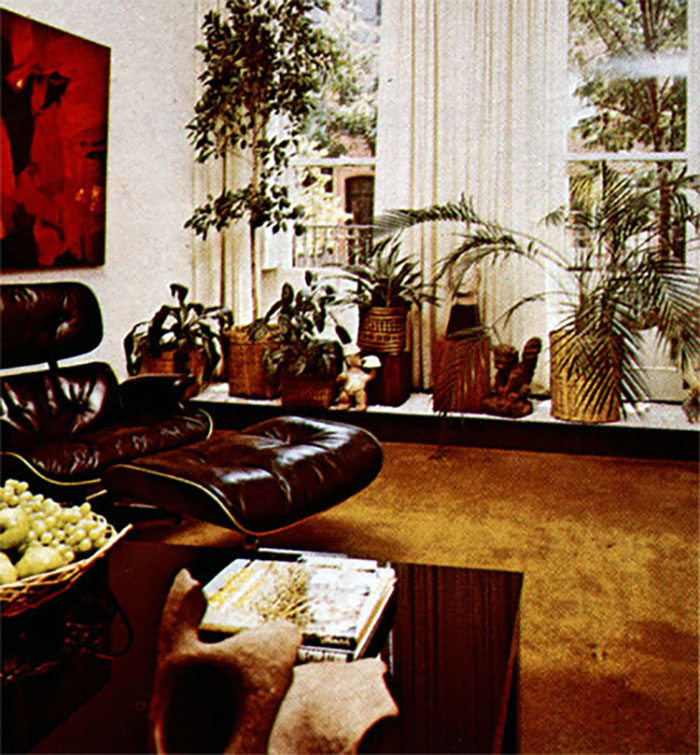 Lileks james the 70s interior design for 70s apartment design