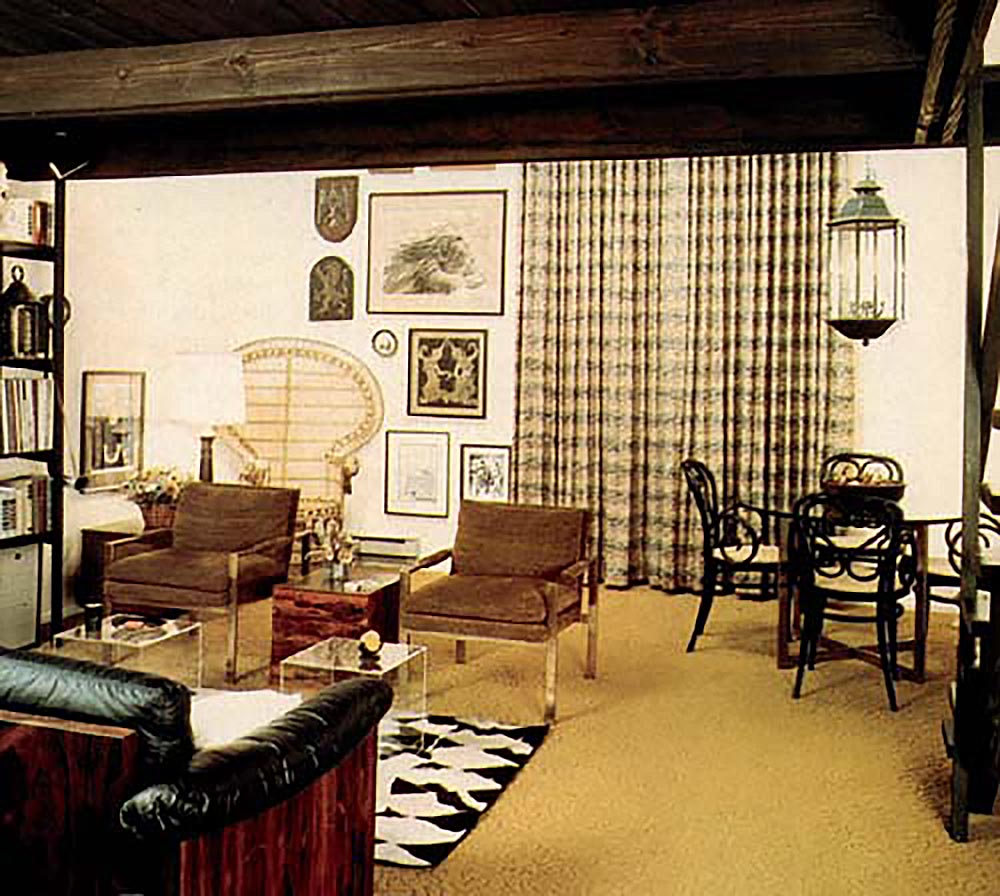 Lileks james the 70s interior design for Interior design 70s house