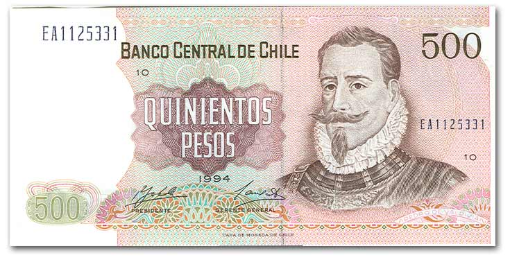 chile cash