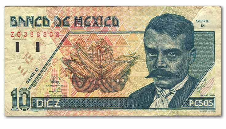 Mexican Currency Pictures 76