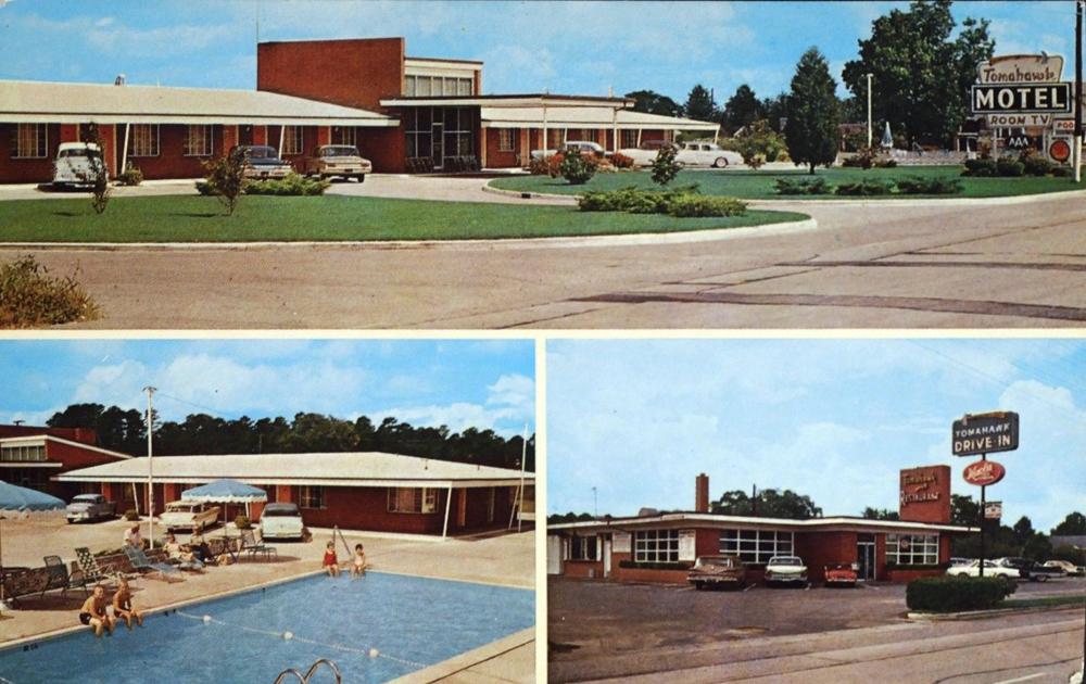 Tomahawk Motel Ahoskie Nc