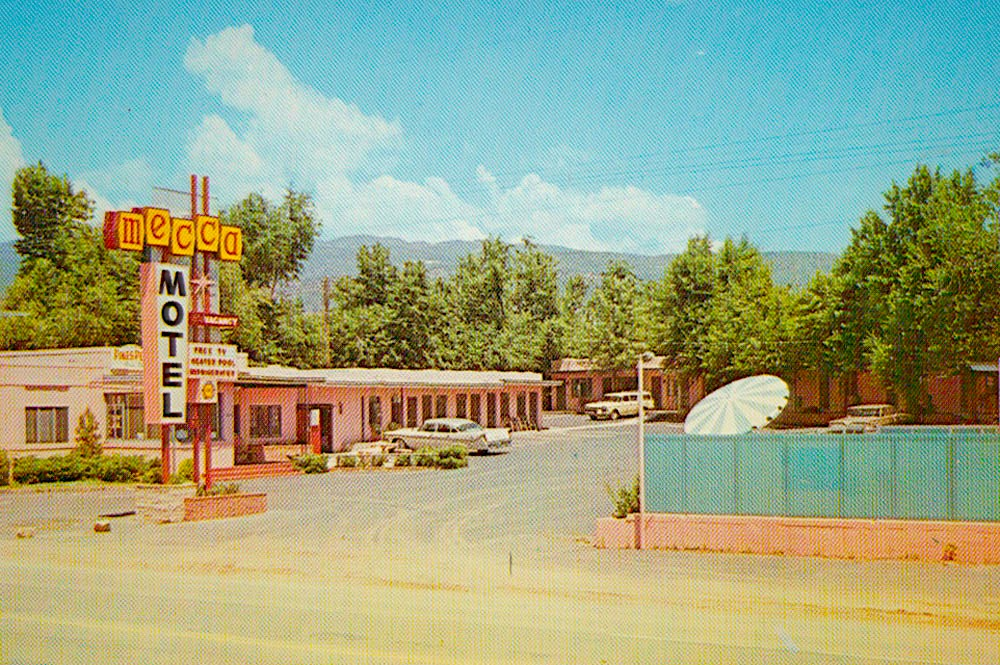 Motel  Colorado Springs Co