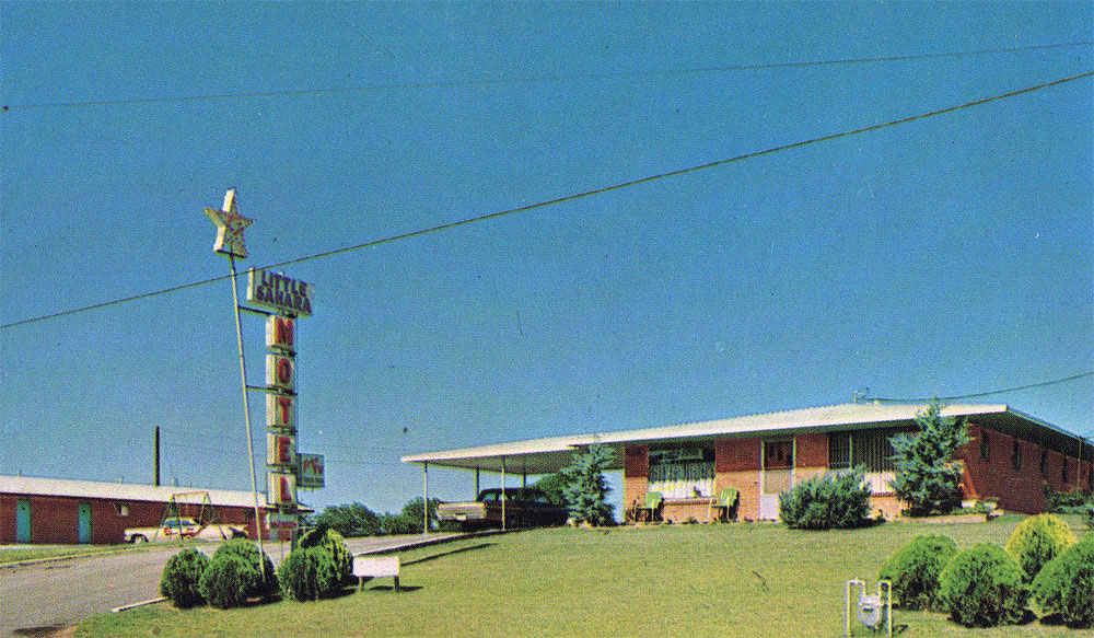 Lileks James Motel Postcards