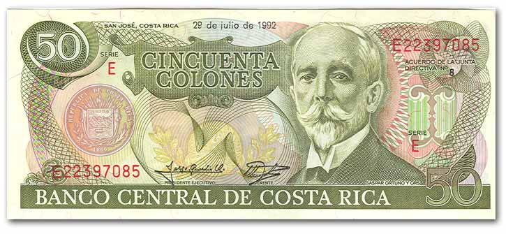 He Showed Up In Costa Rica 1850 Finally Got Around To Founding A Bank 1877 And Began Fund The Rican Coffee Industry